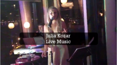 Julia Kozar - Live Mucis