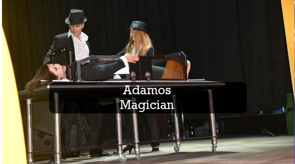 Magician Adamos